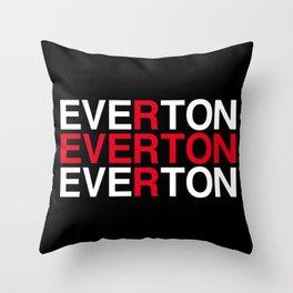 EVERTON Throw Pillow