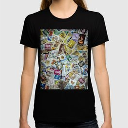 Postage Stamp Collection T-shirt