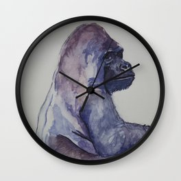 The Emperor - Gorilla Wall Clock