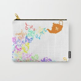 Tea series: Magic teapot Carry-All Pouch