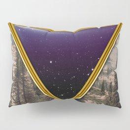 Space Frame Pillow Sham