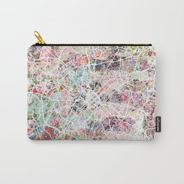 Charlotte map Carry-All Pouch