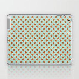 Polka Dot Frenzy Laptop & iPad Skin