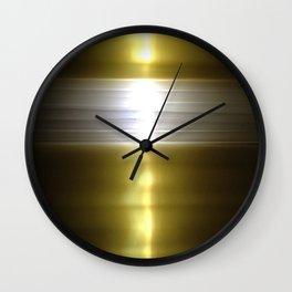Risen | Nadia Bonello Wall Clock