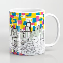 BRISBANE POSTCARD SERIES 019 Coffee Mug
