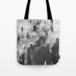 headspace (city) Tote Bag