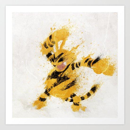 #125 Art Print