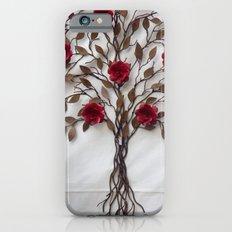 Red rose Slim Case iPhone 6s