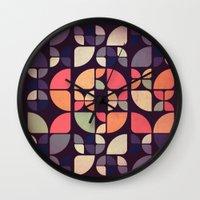 joy Wall Clocks featuring Joy by VessDSign