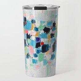 Spotted Sky Travel Mug