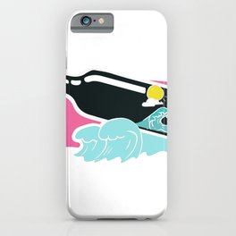 Imaginary Places for Luxury and Peace iPhone Case
