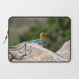Collared Lizard Laptop Sleeve