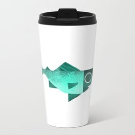 Cian fish Metal Travel Mug