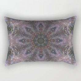 Space Mandala no16 Rectangular Pillow