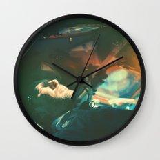 Project Apollo - 6 Wall Clock
