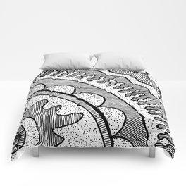 Lines & Dots Comforters