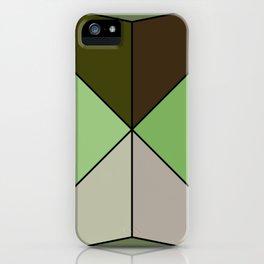 Mosaic tile iPhone Case