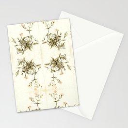 gypsophila repens Stationery Cards