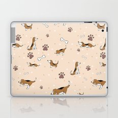 Beagles Laptop & iPad Skin