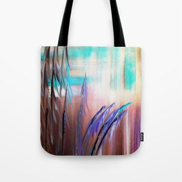 Into the Colorful Midst Tote Bag