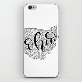 Ohio Love iPhone Skin