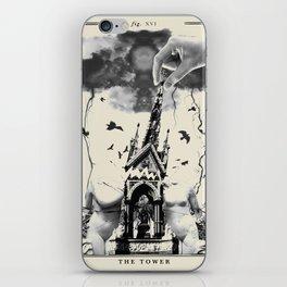 Fig. XVI - The Tower iPhone Skin