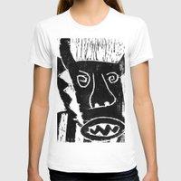 bull T-shirts featuring Bull by Hadar Geva