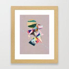 Reorient Framed Art Print