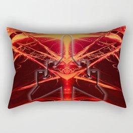 Start in ein neues Jahr Rectangular Pillow