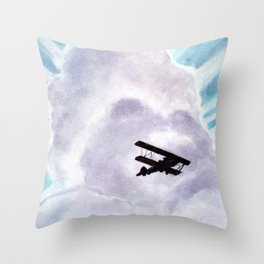 outbound Throw Pillow