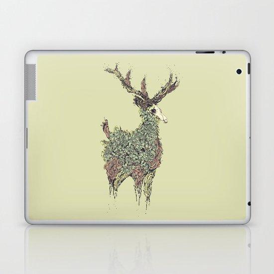 Beautiful Deer Old Laptop & iPad Skin