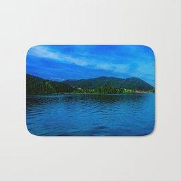 Bavaria Lake Schliersee Bath Mat