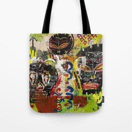 Kaos Heads Tote Bag