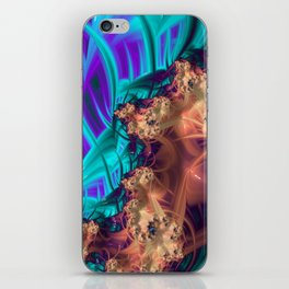 The Eye Catchers iPhone Skin