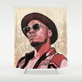 YES LAWD! Shower Curtain