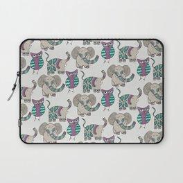 Whimsical Animals Laptop Sleeve