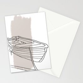 Raise Anchor And Cast Off For Adventure Stationery Cards