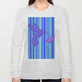 Hovering Hummingbird Long Sleeve T-shirt