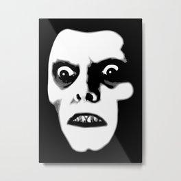 Howdy, Pazuzu Demon Design for Wall Art, Prints, Posters, Tshirts, Men, Women, Kids Metal Print