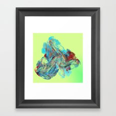Just a play Framed Art Print
