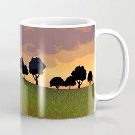 Landscape summer Coffee Mug