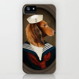 Sailor Charli iPhone Case