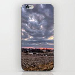 High Ground iPhone Skin