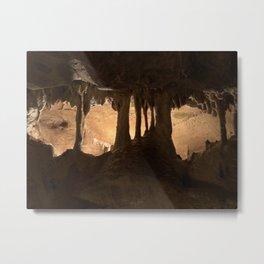 Underground Atmospheres Metal Print