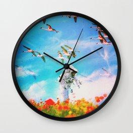 The Unaware Wall Clock