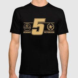 Lotus F1 Ronnie Peterson Formula 1 T-shirt