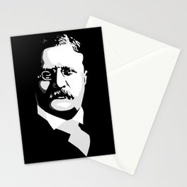 Teddy Roosevelt Stationery Cards