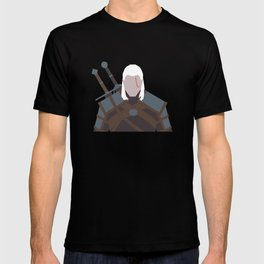 Geralt of Rivia - The Witcher T-shirt