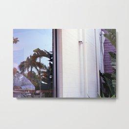 Reflection in Santa Barbera Metal Print