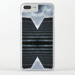 #111 Clear iPhone Case